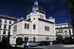 Jewish synagogue Stock Images