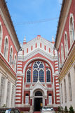 The Jewish Synagogue in Brasov Stock Photo