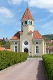 Jewish Synagogue, Cesky Krumlov Royalty Free Stock Photo