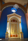 Jewish Synagogue at Ruzomberok, Slovakia Royalty Free Stock Photos