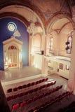 Jewish Synagogue at Ruzomberok, Slovakia. Jewish Synagogue at town Ruzomberok, Slovakia royalty free stock image