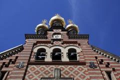 Jewish temple in Copenhagen - Denmark Stock Image
