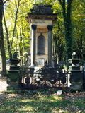Jewish tombs. Royalty Free Stock Photography