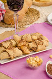 Jewish treat Stock Photos