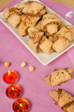 Jewish treat Stock Images