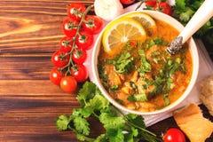 Jewish wedding and holyday Yemenite beef soup Marak Temani. Traditional jewish wedding and holyday Yemenite vegetable beef soup Marak Temani. Yom Kippur. Israeli stock images