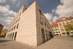 Jewish youth center Neshama munich Stock Photography