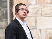 Jewishyoung mężczyzna Obrazy Royalty Free