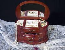 Jewlery Box royalty free stock image