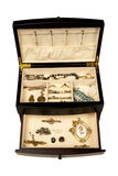 Jewlery jewelry box Stock Image