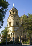 Jewpatorja, Crimea, church of St. Illya Royalty Free Stock Images