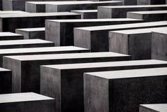 Jews memorial in Berlin royalty free stock photography