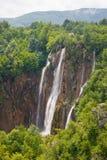 Jezera de PlitviÄka, Croatie Images libres de droits