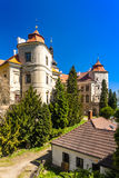 Jezeri Palace Stock Images