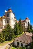 Jezeri slott Arkivbilder