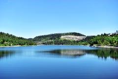 Jezero fotografía de archivo libre de regalías