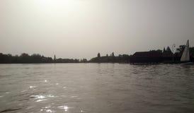 Jezero di ko del ‡ di PaliÄ, Srbija Immagini Stock Libere da Diritti