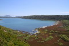 Jezero Monténégro de Sasko Photos stock