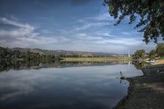 Jezero Srebrno Стоковое Изображение RF