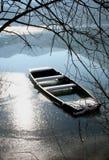 Jezero van Cerknisko Royalty-vrije Stock Foto's