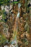 jezior park narodowy plitvice siklawy Zdjęcia Royalty Free