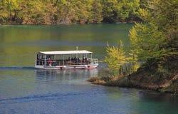 jezior park narodowy plitvice siklawy Obrazy Stock