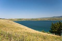 jezior park narodowy waterton Obraz Stock
