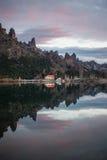 7 jezior przejażdżka Zdjęcie Stock