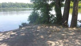 2 jezior widok Obrazy Royalty Free
