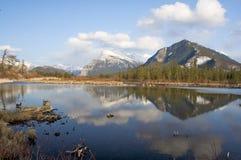 jeziora Zdjęcia Royalty Free