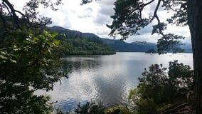 Jeziora Obrazy Royalty Free