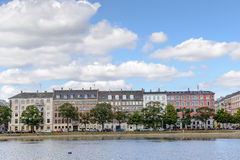 Jeziora, Kopenhaga Fotografia Royalty Free