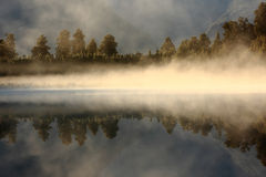 jeziora lustro fotografia royalty free