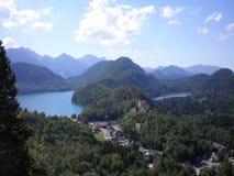 jeziora pieśniowi Fotografia Stock