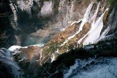 jeziora plitvice Zdjęcia Stock