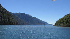 Jeziora południowy Argentyna Fotografia Royalty Free