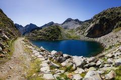 Jeziora Podgórscy Fremamorta, Włochy Fotografia Royalty Free