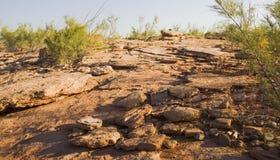 jeziora Powell palowa rock Fotografia Royalty Free