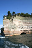 jeziora superior linii brzegowej Fotografia Royalty Free