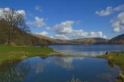 jeziora uk Zdjęcie Stock