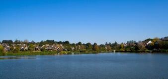jeziora w domu Obrazy Stock