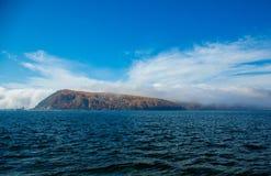 Jeziorna Baikal zatoka Zdjęcie Royalty Free