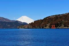 jeziorna Fuji góra Hakone obrazy stock