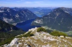 jeziorna góra Obrazy Stock