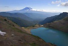 jeziorna góra Obrazy Royalty Free