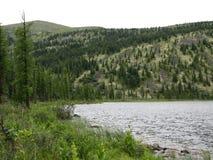 jeziorna góra Zdjęcia Stock