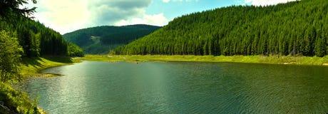 Jeziorna sceneria Obrazy Royalty Free
