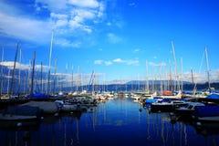 jeziorna sceneria Fotografia Stock