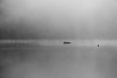 jeziorna tajemnica zdjęcie stock