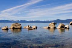 jeziorne góry zdjęcie stock